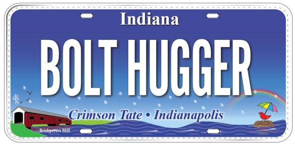 4780 IN Crimson Tate • Indianapolis BOLT HUGGER