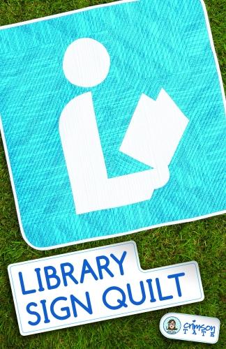 Front-Exterior_LibrarySignQuilt_CrimsonTate_111817-01-01